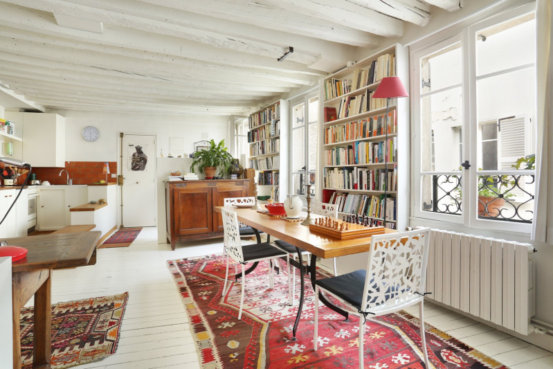 Verkoop van prestige  appartement Paris 11ème 1150000€ - Foto 2