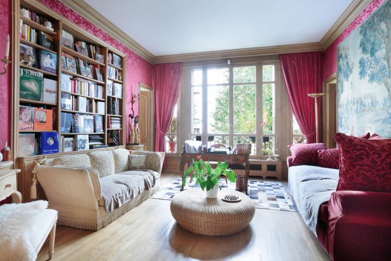 Immobile residenziali di prestigio appartamento Paris 16ème 2250000€ - Fotografia 4