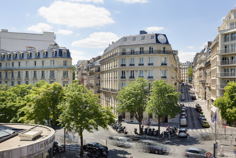 Paris 8th District – An exceptional apartment in the heart of th