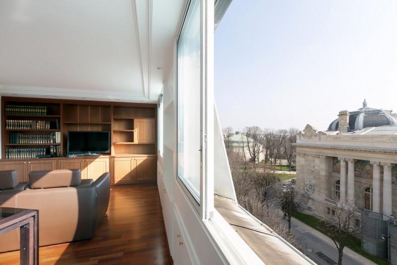 Verkauf von luxusobjekt wohnung Paris 8ème 1200000€ - Fotografie 2