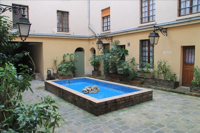 Verkoop  appartement Paris 7ème 468000€ - Foto 1