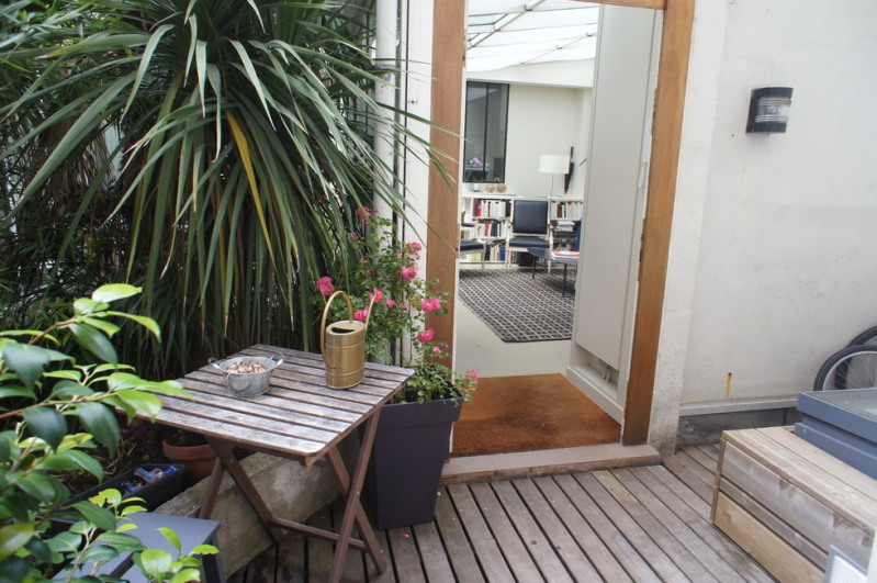 Deluxe sale apartment Levallois-perret 1 348 000€ - Picture 2