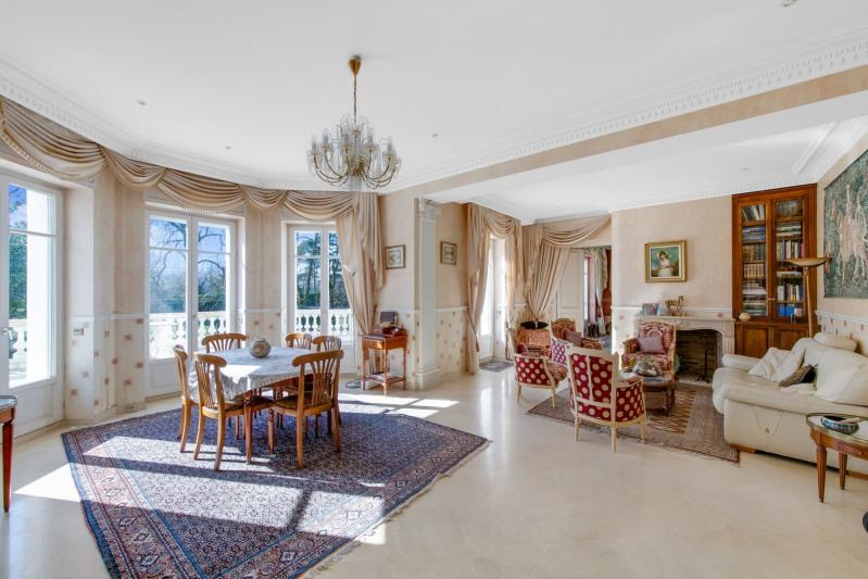 Verkauf von luxusobjekt ville Le vésinet 7350000€ - Fotografie 8