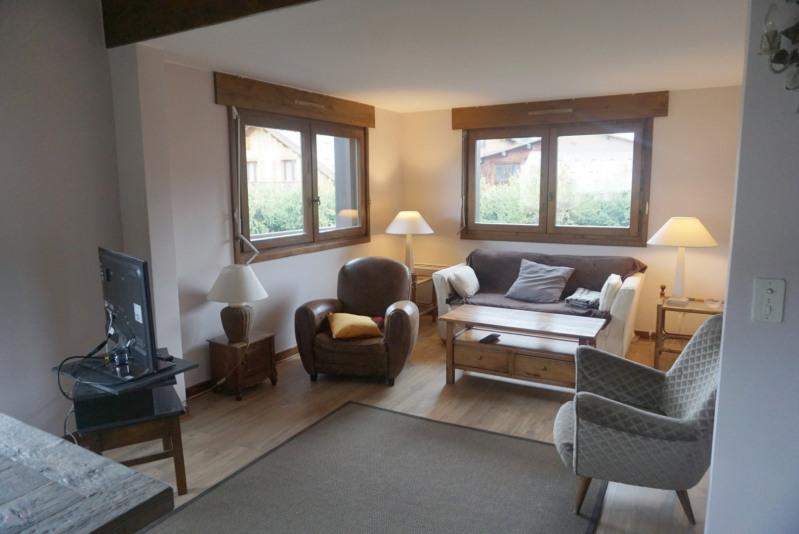 Vente de prestige appartement Megeve 615000€ - Photo 3
