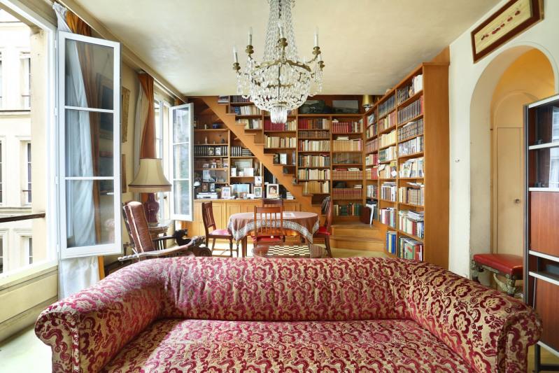 Vente de prestige appartement Paris 1er 1525000€ - Photo 4
