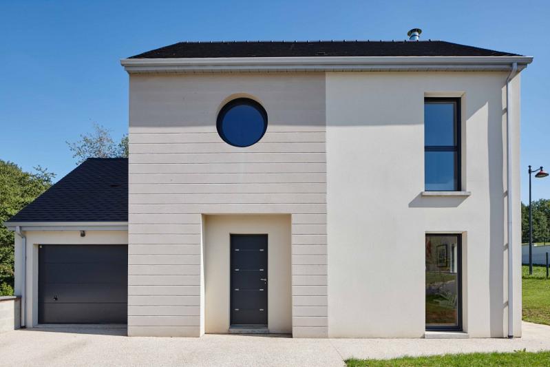 """Modèle de maison  """"Maison d'architecte ¨Actuelle¨ à partir de 150 000 €"""" Paris par VALENTE CONSTRUCTION"""