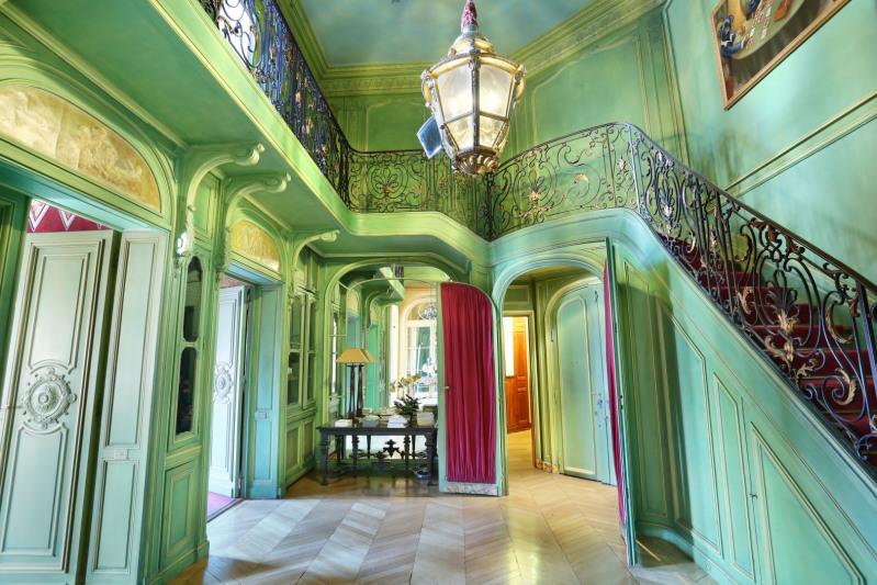 Revenda residencial de prestígio apartamento Paris 16ème 5750000€ - Fotografia 3