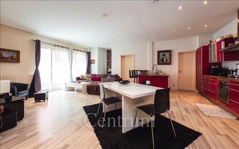 Vente appartement Metz 183000€ - Photo 1