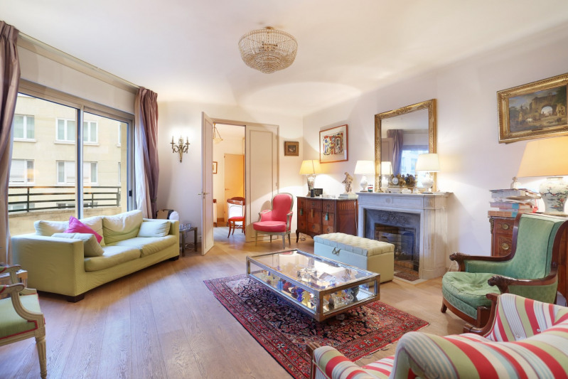 Deluxe sale apartment Neuilly-sur-seine 1495000€ - Picture 1
