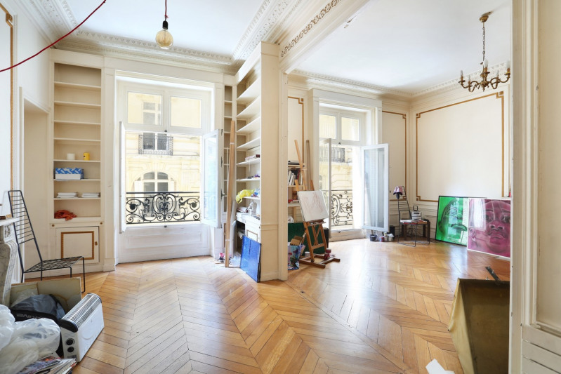 Vente de prestige appartement Paris 16ème 2 100 000€ - Photo 2