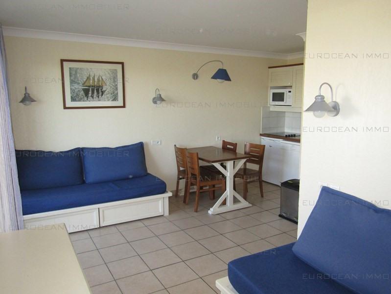 Vermietung von ferienwohnung wohnung Lacanau ocean 229€ - Fotografie 1