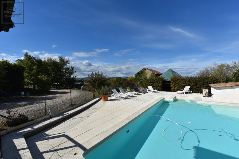 Deluxe sale house / villa Chasselay 730000€ - Picture 15