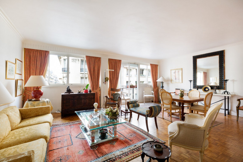Verkoop van prestige  appartement Paris 17ème 1432000€ - Foto 3