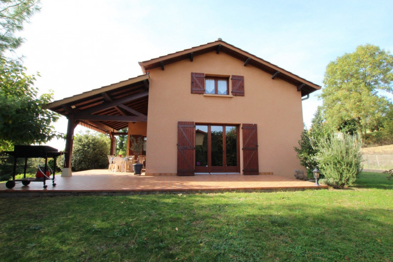 Vente maison / villa Frans 384000€ - Photo 10