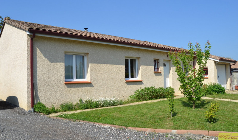 Vente maison / villa Gratentour 313500€ - Photo 9