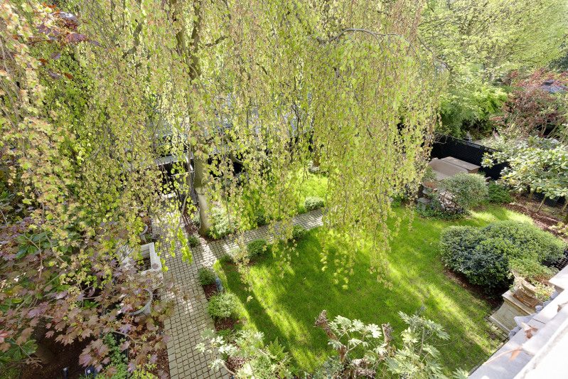 Deluxe sale apartment Neuilly-sur-seine 2960000€ - Picture 5