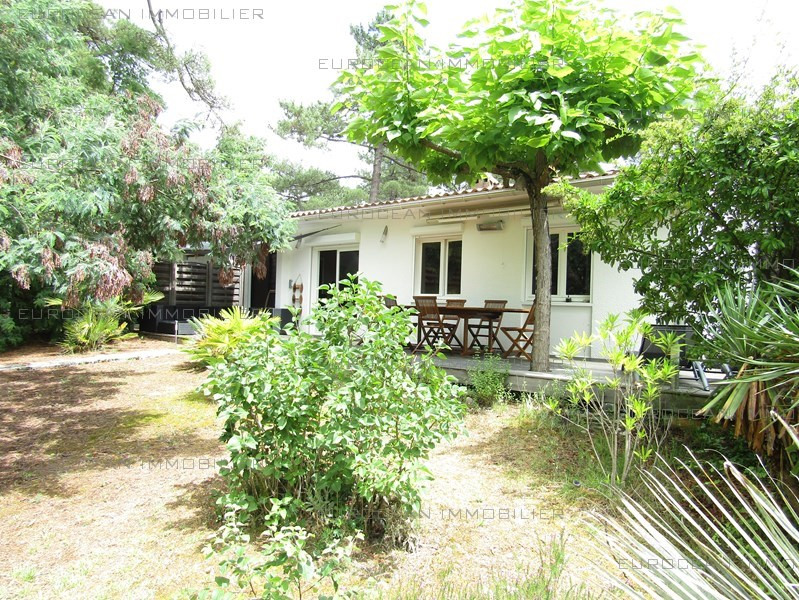 Vacation rental house / villa Lacanau 613€ - Picture 1