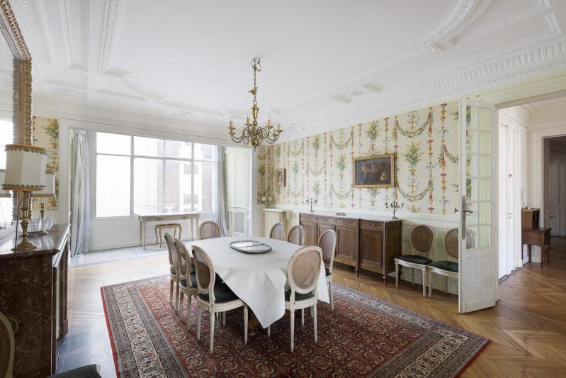 Vente de prestige appartement Paris 16ème 3570000€ - Photo 9