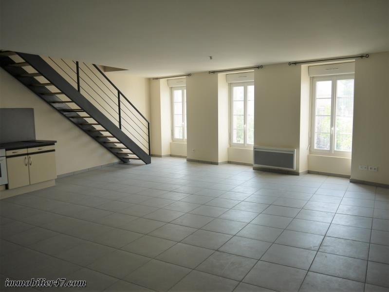 Location appartement Castelmoron sur lot 530€ CC - Photo 1