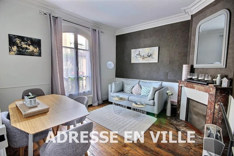 Sale apartment Levallois perret 312 000€ - Picture 1