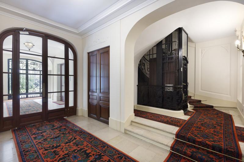 Revenda residencial de prestígio apartamento Paris 16ème 3900000€ - Fotografia 13