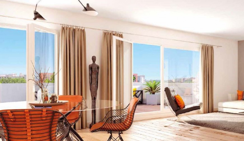 Venta  apartamento Toulouse 445000€ - Fotografía 1