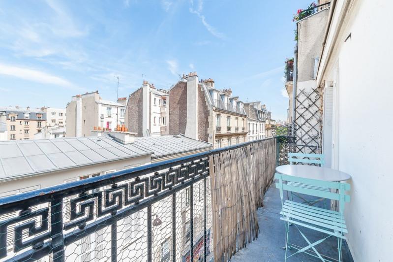Vente appartement Paris 17ème 465000€ - Photo 4