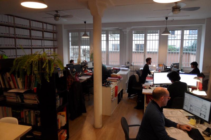 Rental office Paris 2ème 2267€ HT/HC - Picture 1