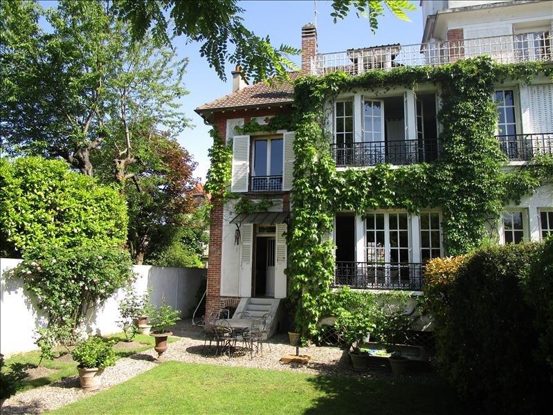 Sale house / villa Enghien les bains 795000€ - Picture 1