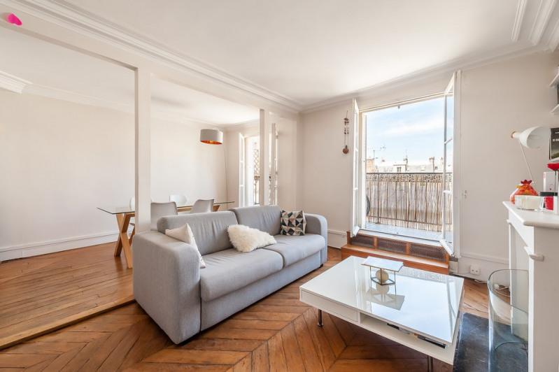 Vente appartement Paris 17ème 465000€ - Photo 3