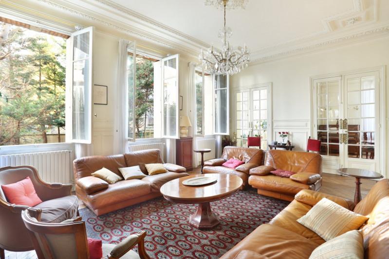Verkauf von luxusobjekt ville Asnières-sur-seine 2650000€ - Fotografie 1