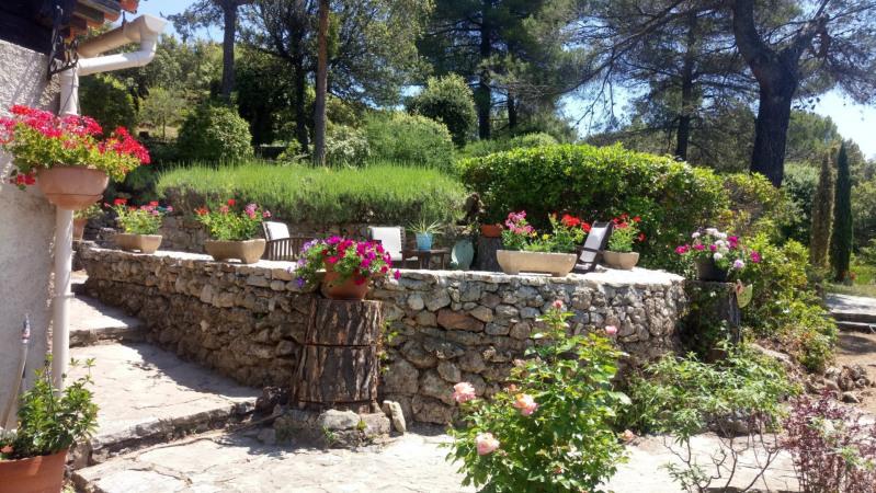 Vente maison / villa Tourtour 449000€ - Photo 4