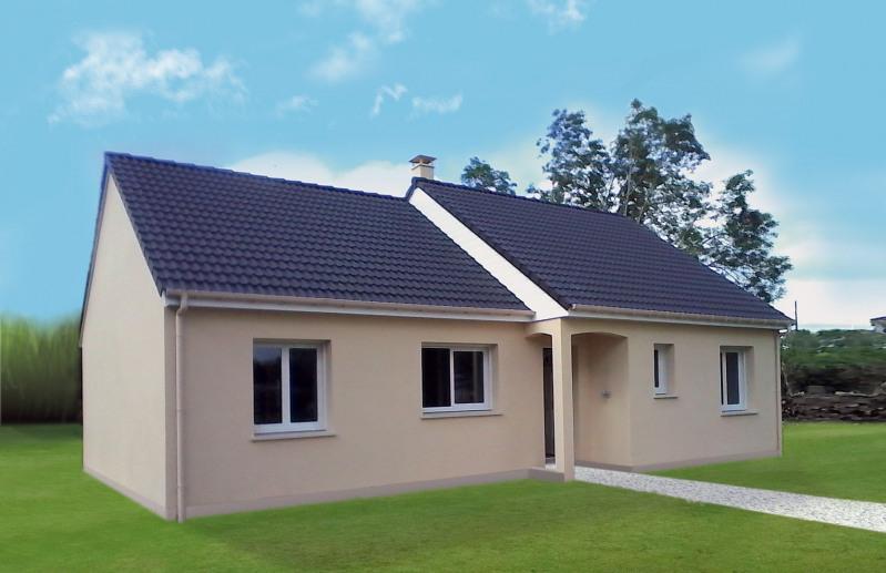 Maison  5 pièces + Terrain 1150 m² Fierville-Bray par MAISON FAMILIALE CAEN
