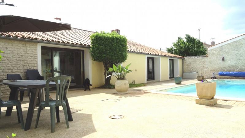 Vente maison / villa Mouzeuil st martin 349900€ - Photo 3