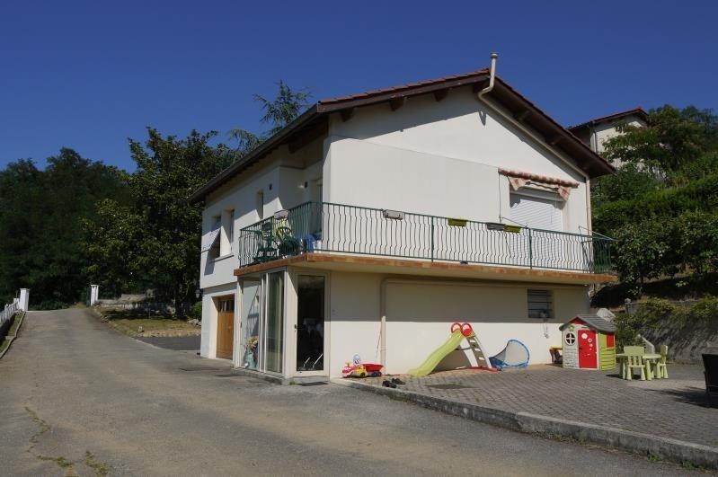 Verkoop  huis St clair du rhone 208500€ - Foto 1