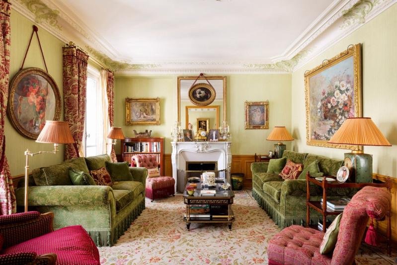 Venta de prestigio  apartamento Paris 16ème 1800000€ - Fotografía 2