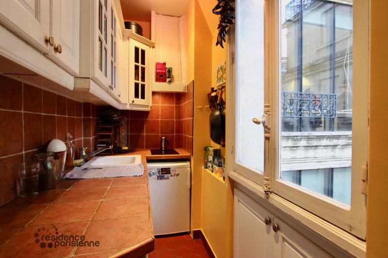 Vendita appartamento Paris 2ème 640000€ - Fotografia 10