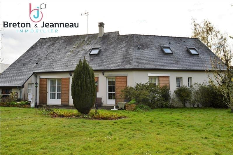 Vente maison / villa L'huisserie 270400€ - Photo 1