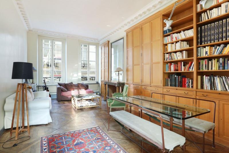 Vente de prestige appartement Paris 3ème 1500000€ - Photo 2