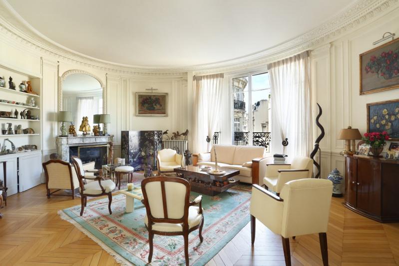 Verkoop van prestige  appartement Paris 16ème 3300000€ - Foto 2