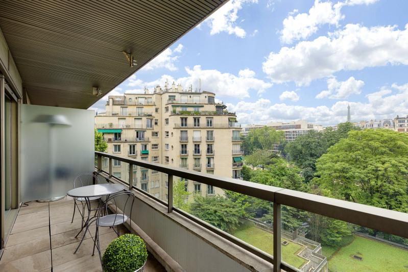 Deluxe sale apartment Paris 16ème 1732000€ - Picture 2