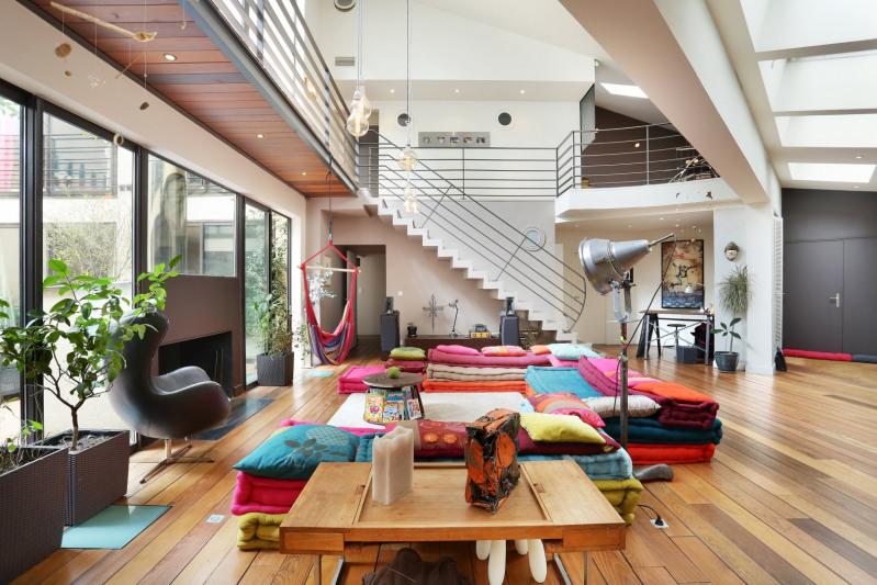 Revenda residencial de prestígio loft Paris 15ème 4495000€ - Fotografia 26