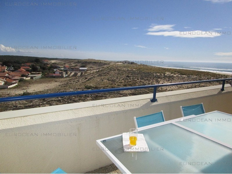 Alquiler vacaciones  apartamento Lacanau-ocean 355€ - Fotografía 1