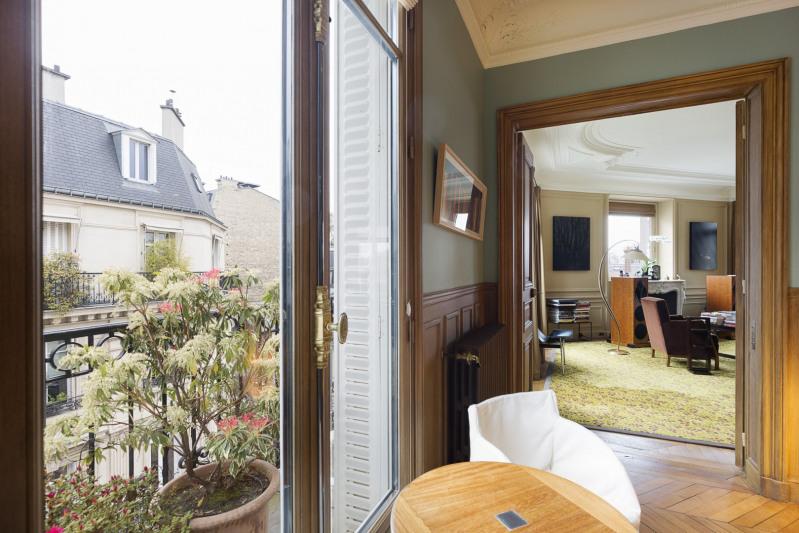Vente de prestige appartement Paris 7ème 5850000€ - Photo 8