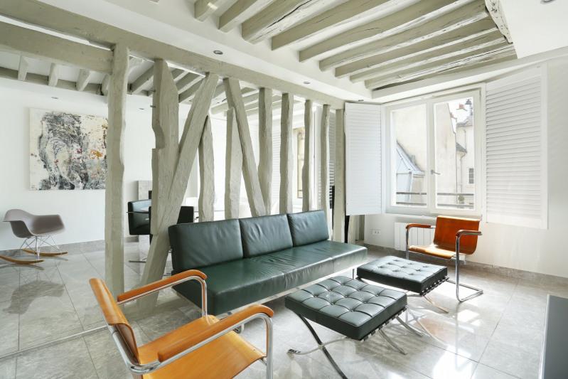 Verkauf von luxusobjekt wohnung Paris 5ème 585000€ - Fotografie 1