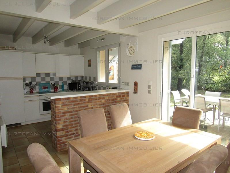 Vacation rental house / villa Lacanau ocean 565€ - Picture 4