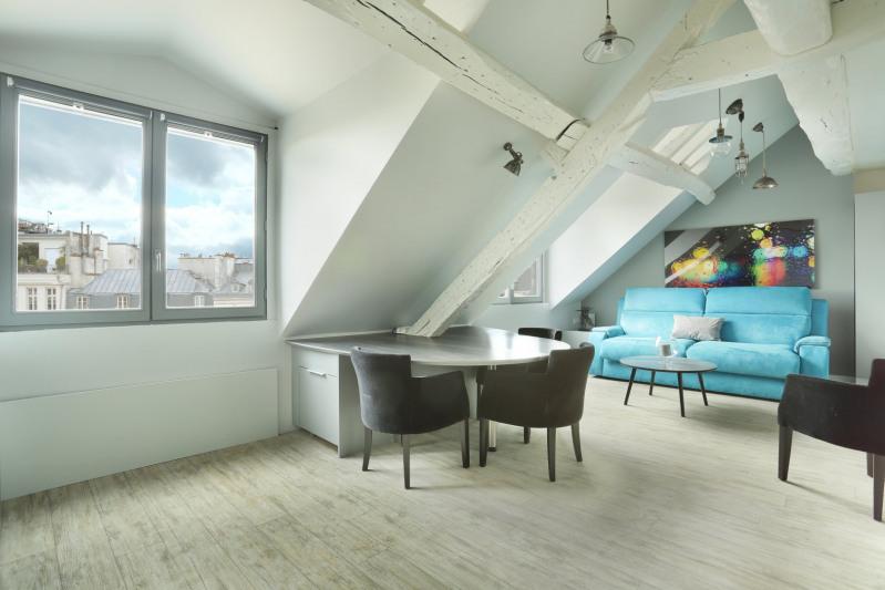 Venta de prestigio  apartamento Paris 1er 860000€ - Fotografía 8