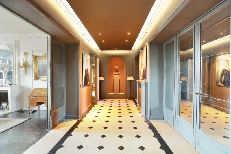 Revenda residencial de prestígio apartamento Paris 7ème 3900000€ - Fotografia 9
