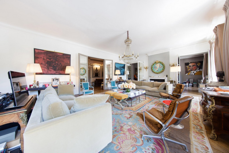 Revenda residencial de prestígio apartamento Paris 7ème 5600000€ - Fotografia 8