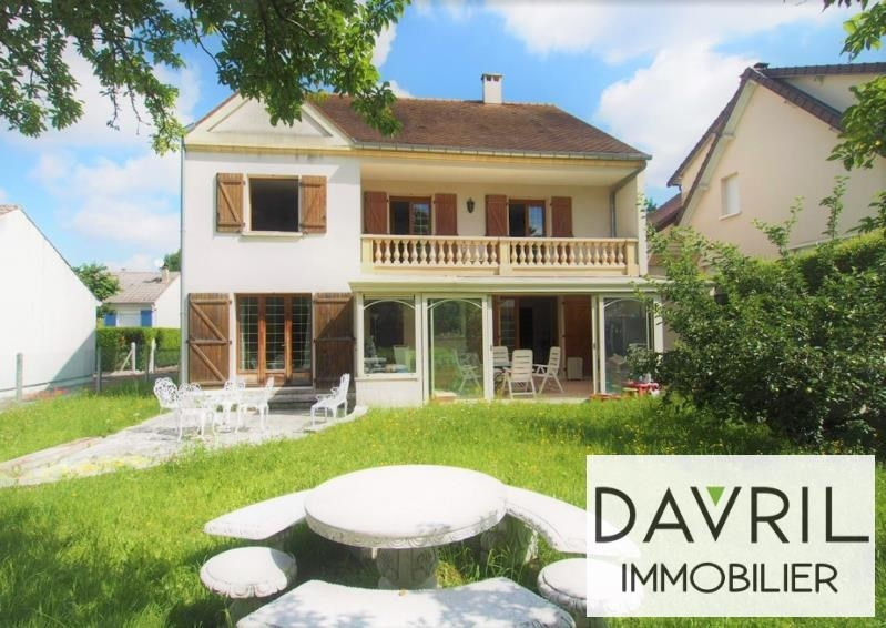 Sale house / villa Conflans ste honorine 669000€ - Picture 1